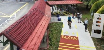 """Cycling and Other Transport Options Key to """"Car-lite"""" Singapore"""