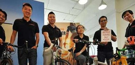 Togoparts featured in The Straits Times!