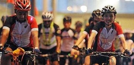 Cyclists Give Back to Charity During Ride For Rainbows 2016