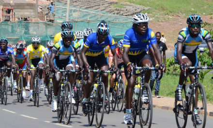 The Kenyan Riders : Cycling towards the Tour de France, one pedal stroke at a time
