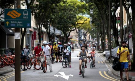 Car-Free Sunday back for the second round