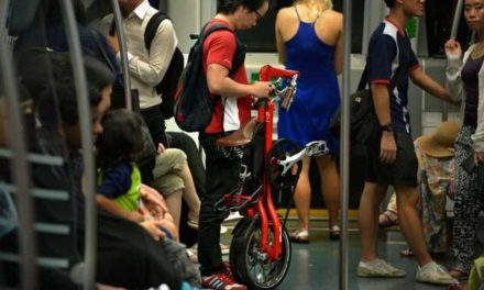 All-day Access to Foldable Bicycles on Public Transport to be Launched Soon