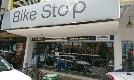 2016 Cyclist Choice Awards – Up and Coming Bikeshop: Bike Stop