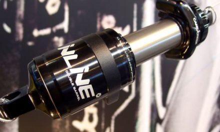 Eurobike 2014 – Cane Creek's Double Barrel Inline Shocks