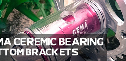 CEMA Ceramic Bearing Bottom Bracket