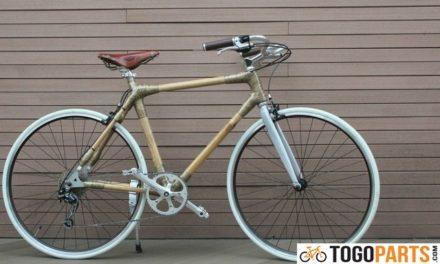 Clauds Bamboo Bike