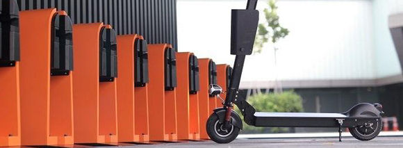 Goodbye Bicycles – New Startup Lets Commuters Share e-Scooters