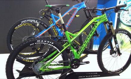 Eurobike 2014 – Mondraker's 2015 MTB Range & FoxyR Carbon