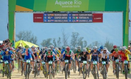NOCs Qualified for Mountain Bike Events at Rio 2016 Released