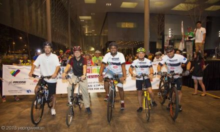 Ride for Rainbows 2016 – Sharing the Love through Cycling