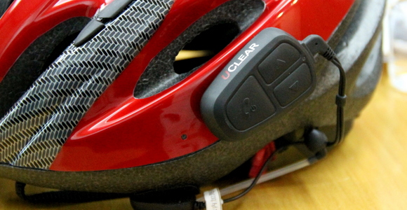 First Look: UClear HBC 130 Helmet Communicator