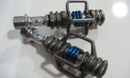 Crank Brothers Egg beaters SL Review