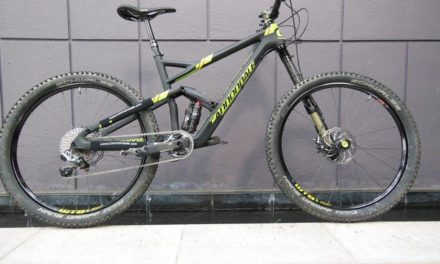 Cannondale 27.5 Jekyll Carbon Team