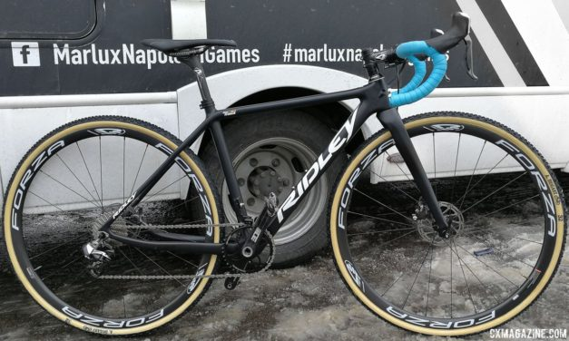 Ridley News: New e-Bike and Full-Suspension MTB