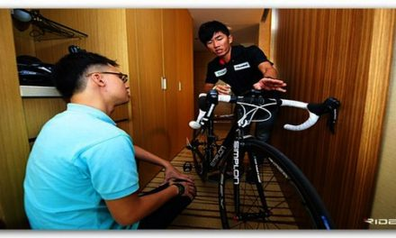 Interview with Fancy Chu, winner of the 2012 UCI Ipoh KOM race