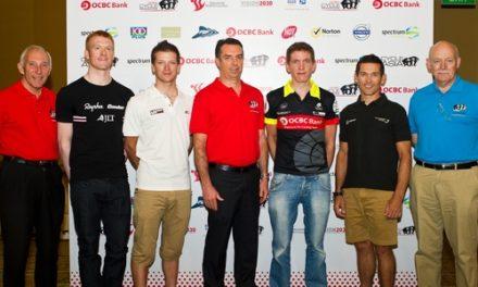 Professional Criterium Racing Day! – OCBC Cycle Singapore 2013