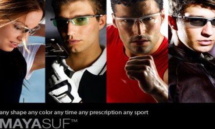 Tech: Rudy Project Maya SUF prescription sports sunglasses
