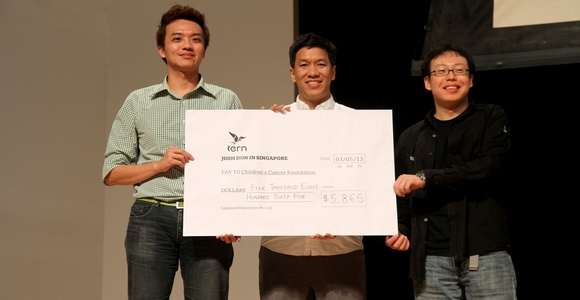 """Singapore: """"Tern-ing"""" up for a good cause"""