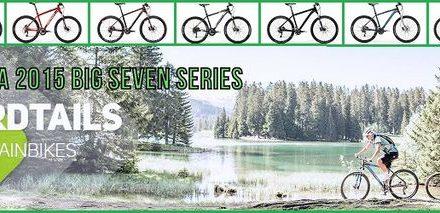 The 2015 Merida Big Seven Series