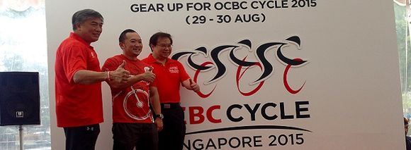 Speedway concept set to heat up OCBC Cycle 2015