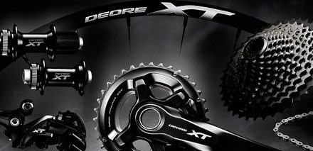 Shimano 2015 DEORE XT is now 11-speed!