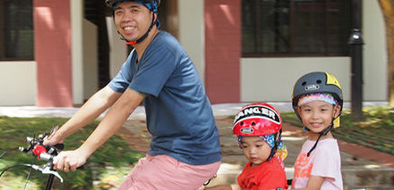 5 Reasons Not To Ride with Your Kids