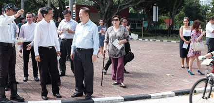 LTA to look into safer footpaths and cycling paths