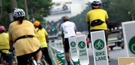 Longest bike track in Asia