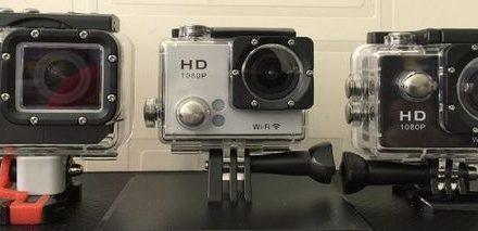 POSH Action Cameras