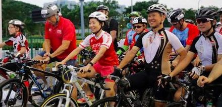Cyclists want more mass cycling events