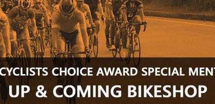Bike Stop – Up and Coming Bikeshop