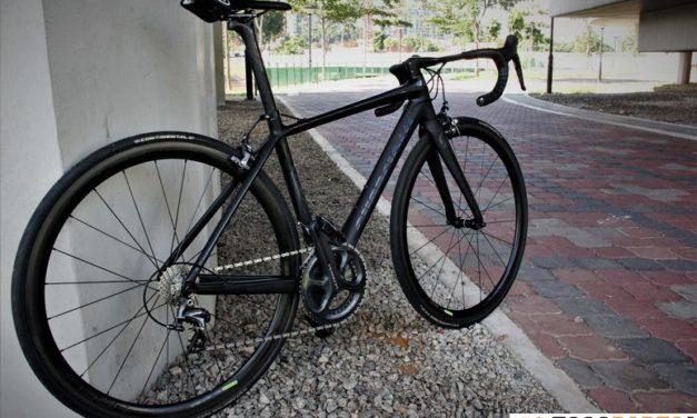 Bike Review: Custom Guerciotti Alero S