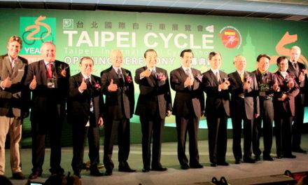 Taipei International Cycle Show 2012 Opening Ceremony