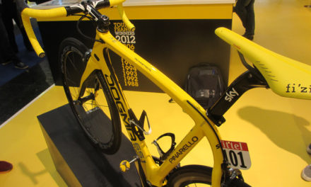 EuroBike 2012: Day 2, The Pro Road Bikes Edition