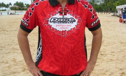 Pace Polo Jersey