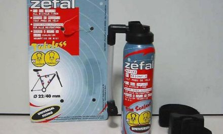 Zefal CO2 Emergency Inflatable Pump