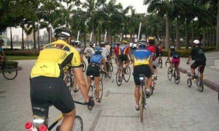 Singapore Ride Of Silence 2004