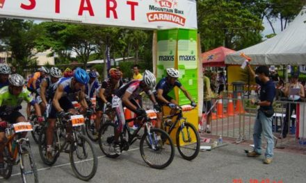 Kuala Lumpur Mountain Bike Carnival Event Report