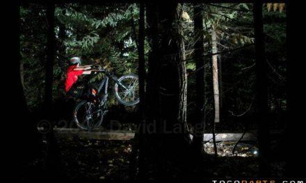 Riding Whistler