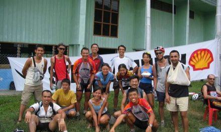 Easter Adventure in Sabah – Sabah Adventure Challenge 2005