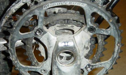 Middleburn Slick Shift Chain Ring Review