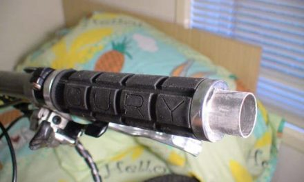 Oury Lock-On Grip Review