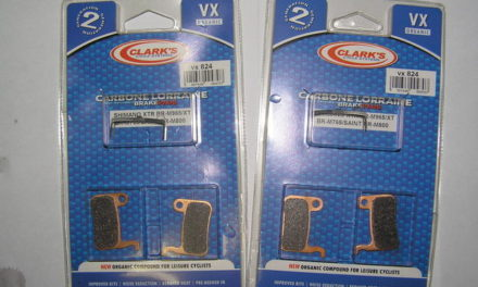 Clark's Disc Brake Pads Review
