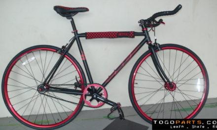 SE bikes 700c Lager Matt Black Review