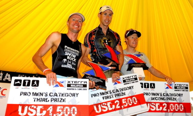 Fun, Spills and Thrills at the First South East Asia XTERRA Off-Road Triathlon