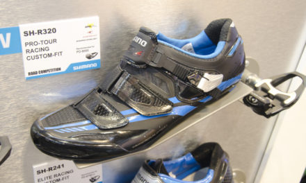 EuroBike 2012: Shimano's line of shoes and soft goods for 2013