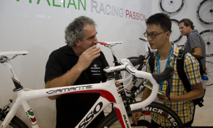 EuroBike 2012: An Exclusive Chat with Alcide Basso, President of Basso