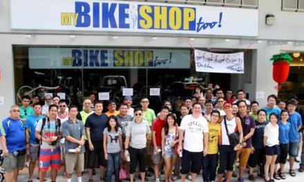 Dr Hon Demo Day @ My Bike Shop too