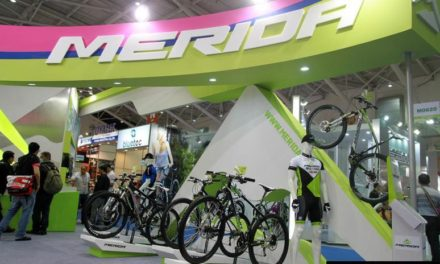 TICS 2013: Merida-Pro bikes and highlights