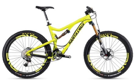 Is 650B/27.5 the future?